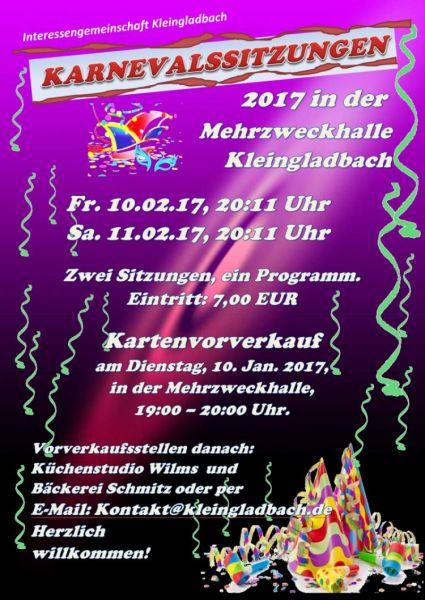 Plakat 2017 Karnevalssitzung kl